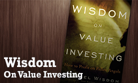 Wisdom on Value Investing
